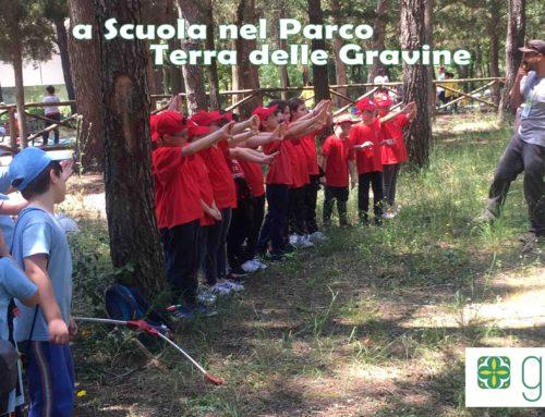 """A scuola nel Parco """"Terra delle Gravine"""""""