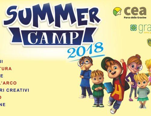 Summer Camp 2018: emozioni tra natura, sport e scoperta
